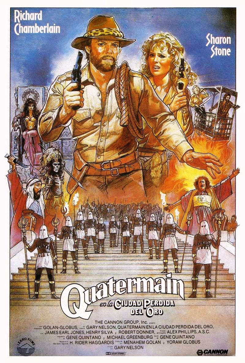 Allan Quatermain and the Lost City of Gold – Allan Quatermain și Lost City of Gold (1986)